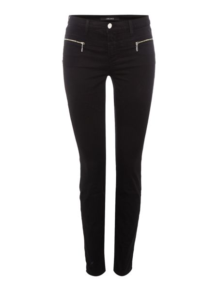 J Brand Miranda skinny with zip pocket jean