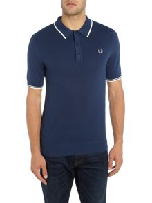 Fred Perry Knitted polo shirt