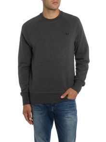Fred Perry Loopback crew neck sweat