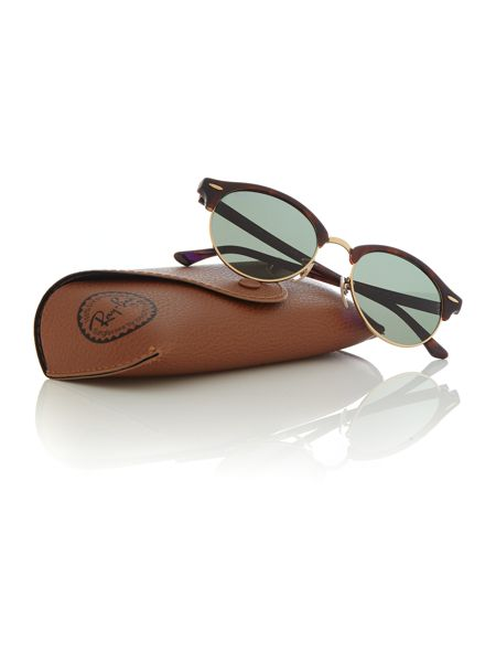 Ray-Ban Red phantos 0RB4246 CLUBROUND sunglasses