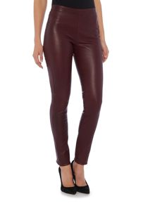 Noa Noa Stretch leather leggings