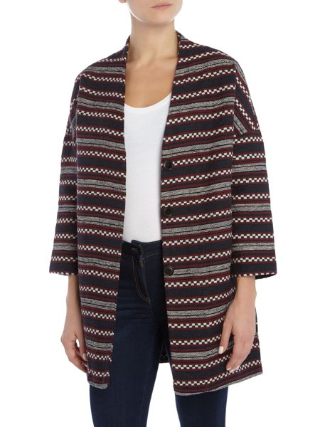 Noa Noa Blanket coat