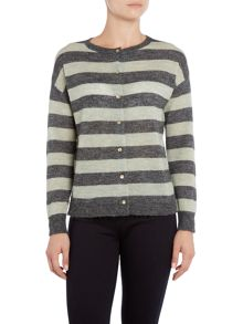 Noa Noa Cardigan in wool blend