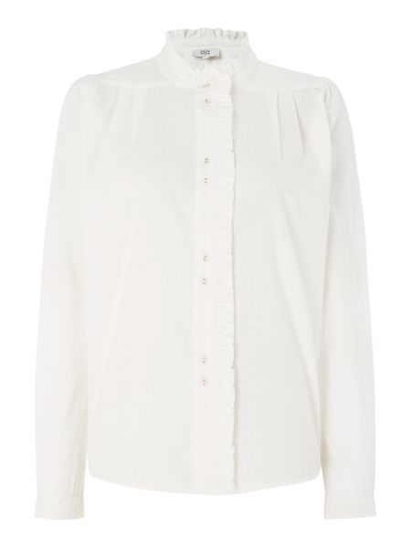 Noa Noa Shirt with long sleeve and buttons