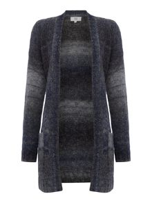 Noa Noa Space dyed knit cardigan