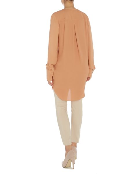 Noa Noa Tunic shirt with long sleeve