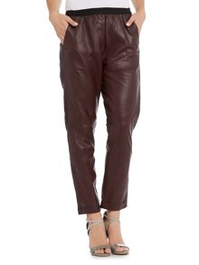 Noa Noa Boyfriend leather pants