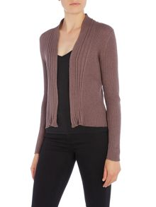 Noa Noa Basic cotton melange cardigan