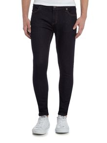 Farah Howells skinny fit dark wash jeans