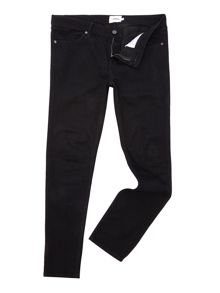 Farah Howells skinny fit black jeans