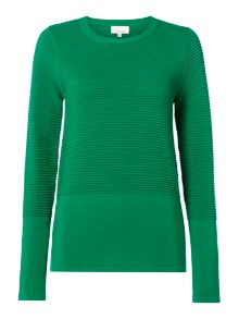 Linea Ribbed jumper