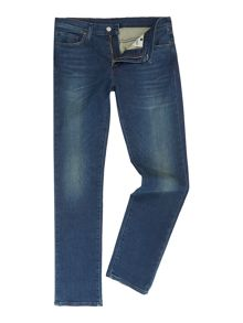 Levi's 511 4 barrel slim fit jeans