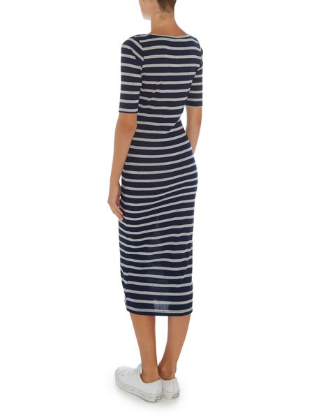 Vero Moda 3/4 Sleeve Bodycon Dress