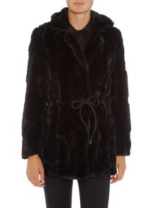 Vero Moda Faux Fur Coat