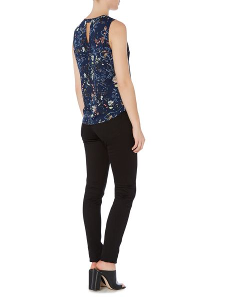 Vero Moda Sleeveless Midi Top