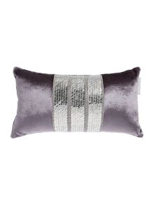 Kylie Minogue Renzo amethyst 20x35cm cushion