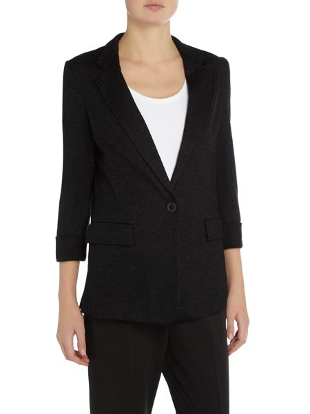 Replay Wool And Jersey Jacket