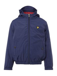 Lyle and Scott Boys Hooded Windbreaker