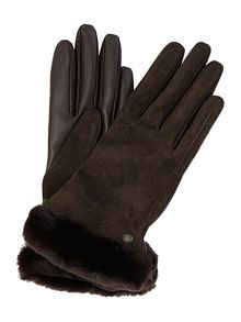 UGG Classic suede smart glove