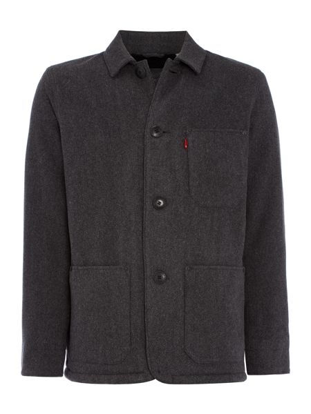 Levi's Collared wool engineers jacket