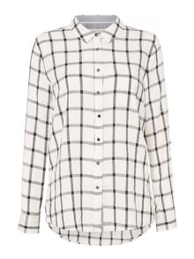 Maison De Nimes Pacific Check Shirt