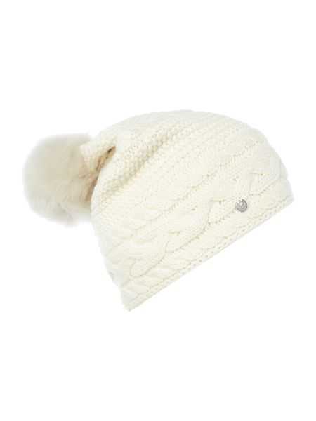 UGG Oversized cable knit beanie hat