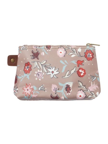 Ollie & Nic Tapestry multicolour small cosmetic bag