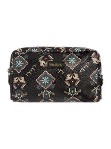 Ollie & Nic William multicolour small makeup bag