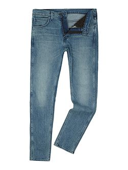 Line 8 519 authentic blue extreme skinny jeans
