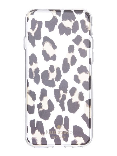 Kate Spade New York Leopard Clear Iphone 6 Case