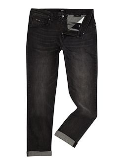Delaware 3-1 slim fit grey jeans