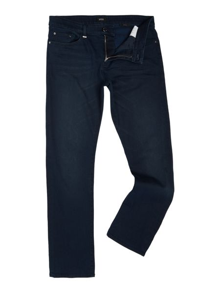 Hugo Boss Delaware 3-1 slim fit dark wash jeans