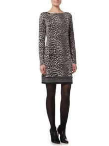 Michael Kors Panther Border Dress