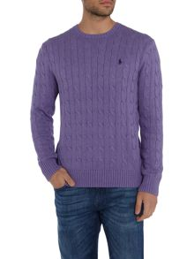 Polo Ralph Lauren Cable-Knit Cotton Jumper