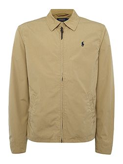 Landon cotton-Poplin Windbreaker Jacket