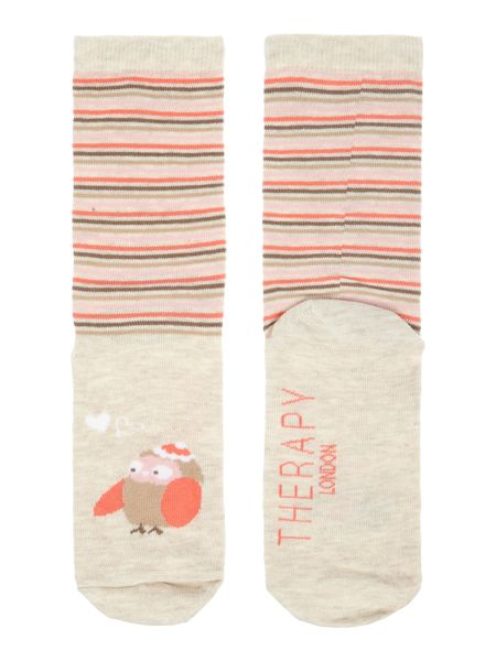 Therapy Twit twoo placement sock