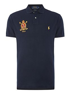 Custom-Fit Featherweight Polo Shirt