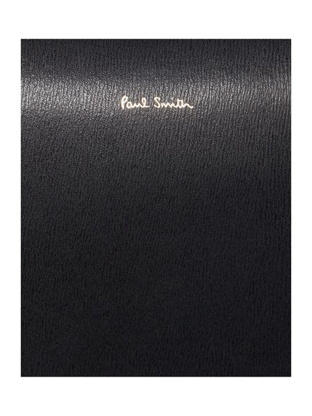 Paul Smith London City Embossed Leather Folio Bag