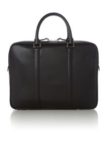 Paul Smith London City Embossed Leather Portfolio Bag