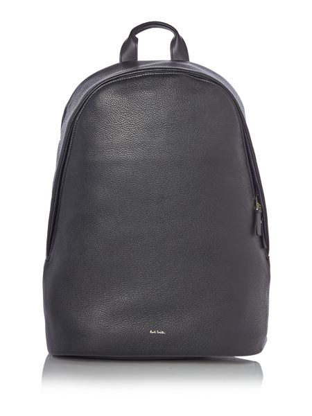 Paul Smith London Webbing Leather Backpack