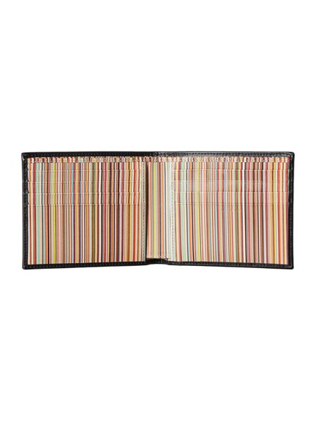 Paul Smith London Internal Multistripe Bilfold Wallet