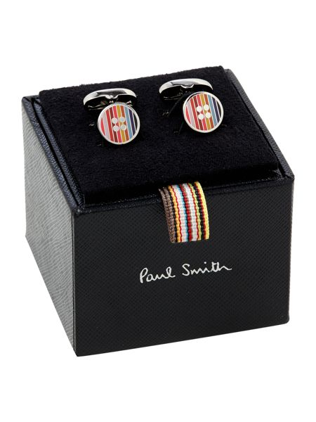 Paul Smith London Multi Button Cufflink
