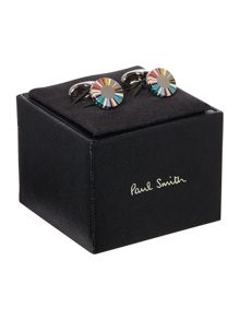 Paul Smith London Multi Ray Cufflink
