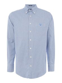 Gant Gingham Oxford Long Sleeve Shirt