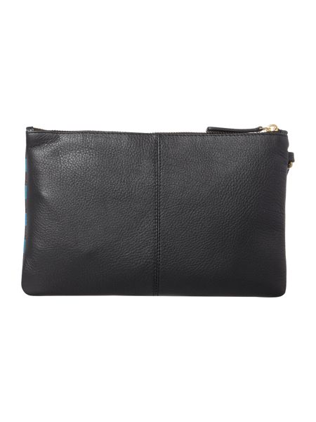 Radley Rochester black medium wristlet