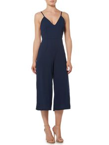 tfnc Sleeveless Culotte Jumpsuit
