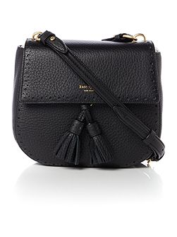 James Street Shaylee Tassel Cross Body Bag
