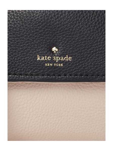 Kate Spade New York Cobble Hill Mini Toddy flapover Cross Body Bag
