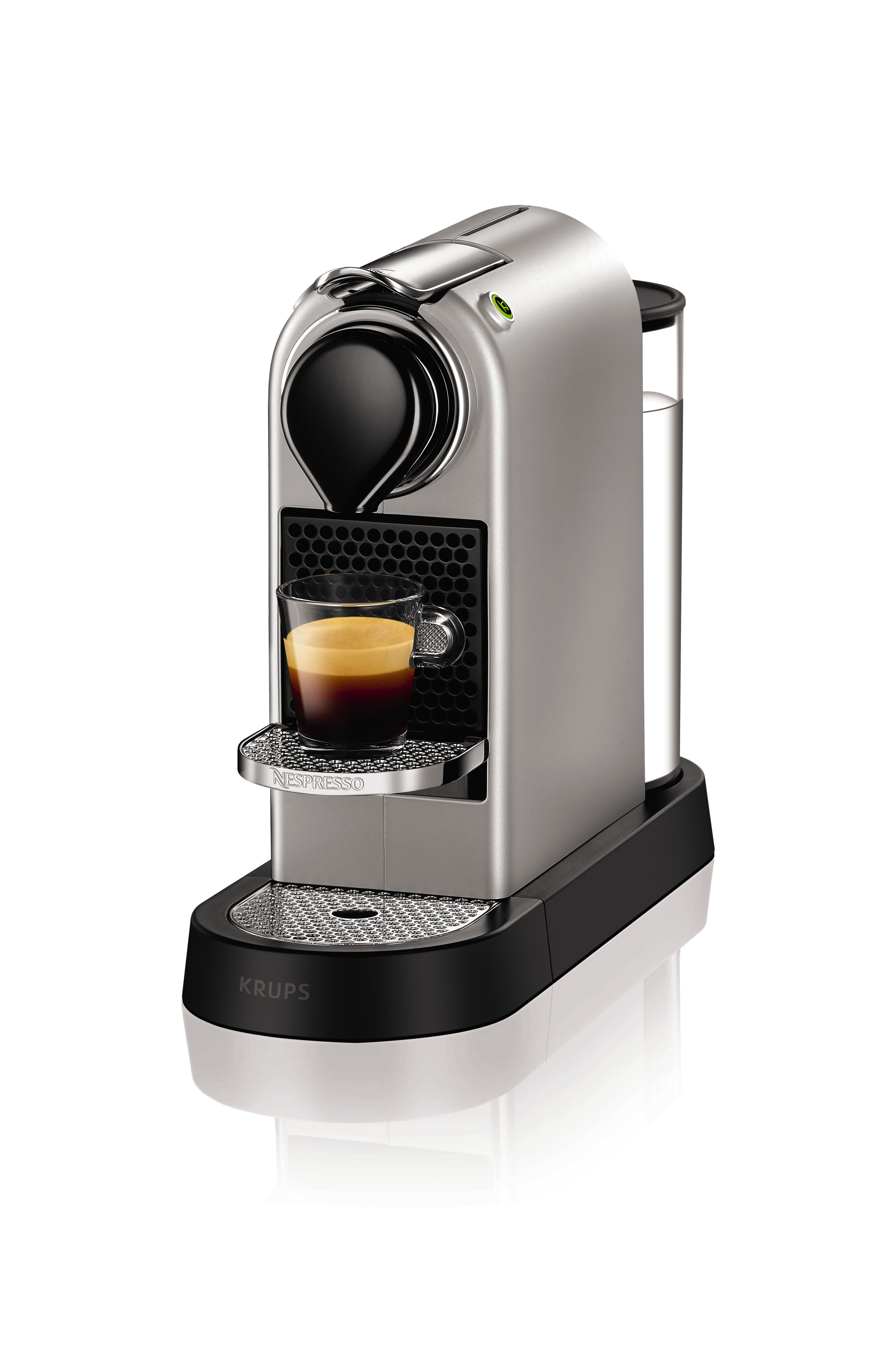 Krups Nespresso Citiz Machine 2016 Design Silver