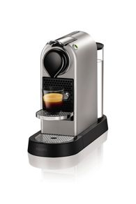 Krups Silver Citiz Nespresso Coffee Machine 2016 Design